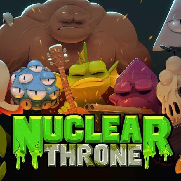 Nuclear Throne: straalt als een zonnetje