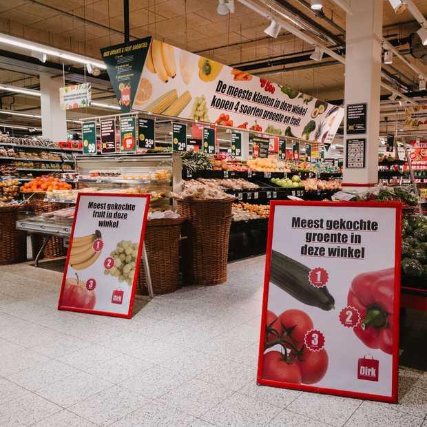 Meer groente en fruit verkopen? Nudging in de supermarkt stimuleert verkoop