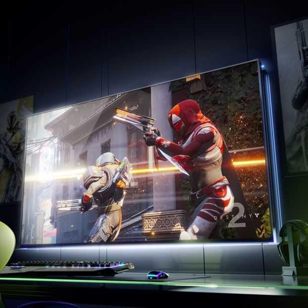 Wie wil er een 65 inch gaming monitor? Nvidia heeft een mooie