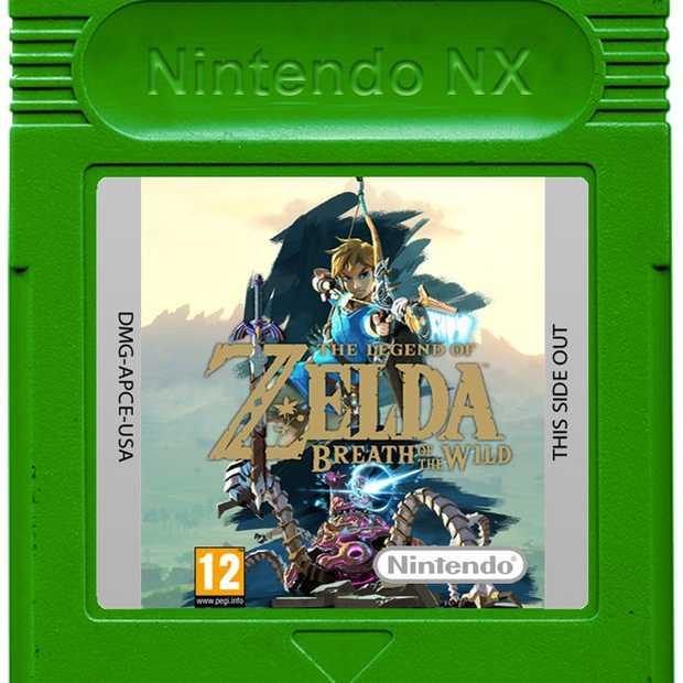 'Nintendo NX wordt handheld en console in één'