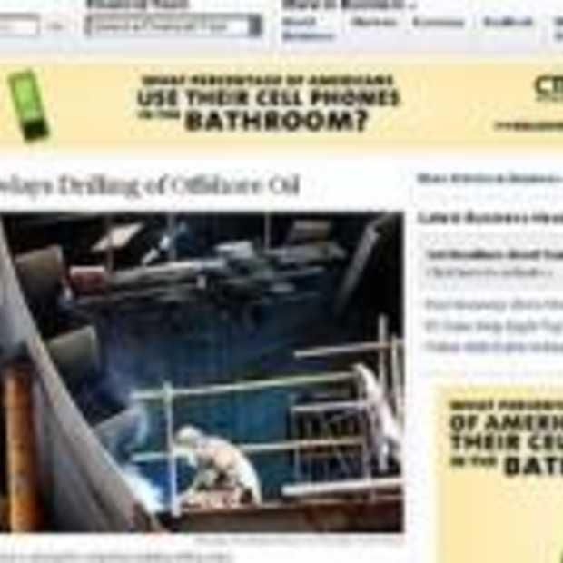 NYT toont advertenties op basis van LinkedIn