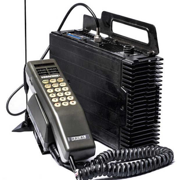 Het eerste mobiele telefoongesprek vond 30 jaar geleden plaats