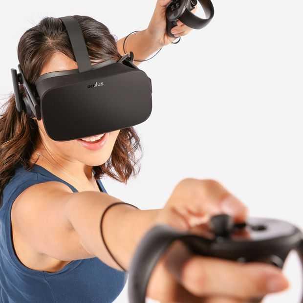Standalone VR-headset en ander Oculus Connect nieuws