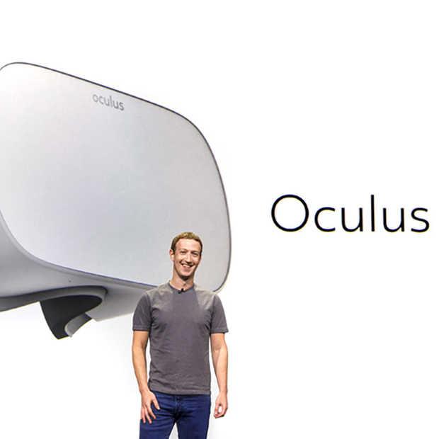 Oculus Go: een goedkopere VR-Bril van Facebook