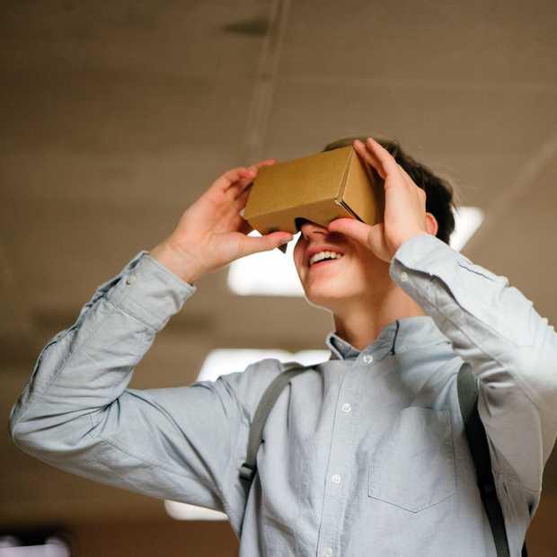 Oculus Quest komt als eerste VR-set met 'hand tracking'
