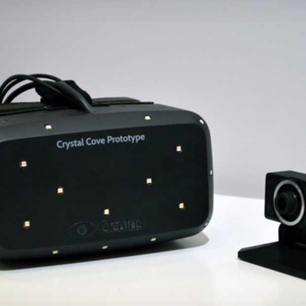 Oculus Rift toont nieuw 'Crystal Cove' prototype met OLED scherm, belooft een einde aan misselijkheid