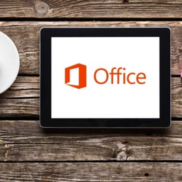 Office voor iPad 27 miljoen downloads in 1,5 maand