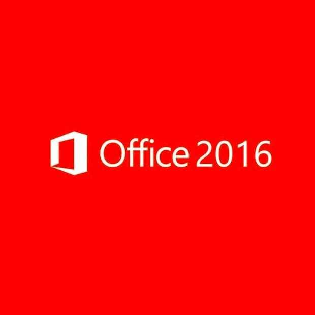 Microsoft komt met Office 2016