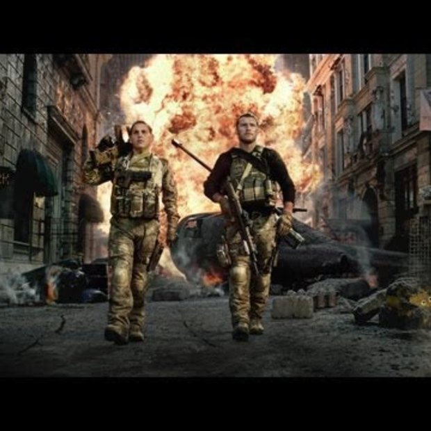 Call of Duty: Modern Warfare 3 the vet & the noob trailer