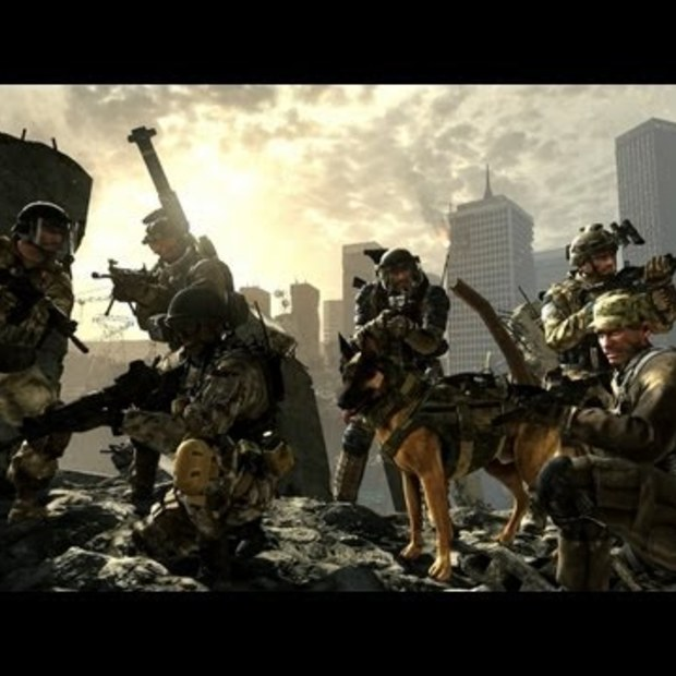 Call of Duty: Ghosts Squads Trailer