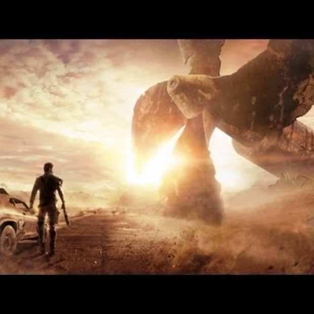 Official Mad Max Game Announce Trailer