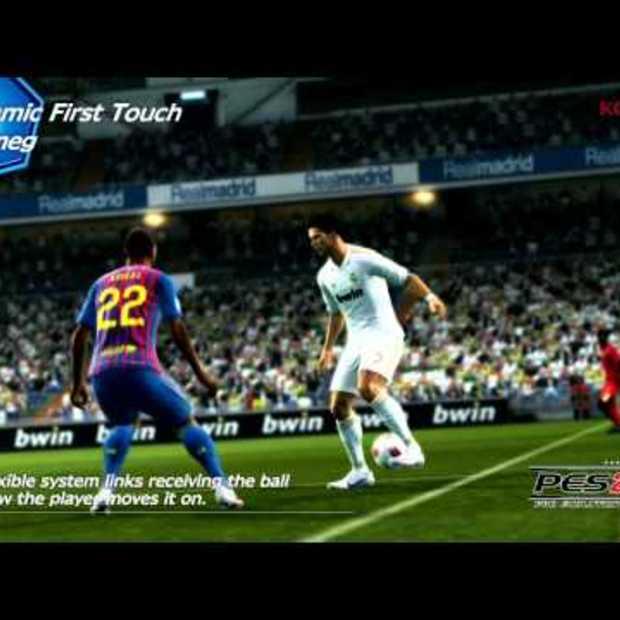 Pro Evolution Soccer PES 2013 trailer