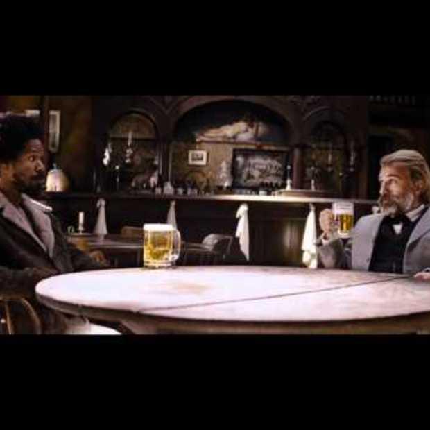 Officiële trailer Quentin Tarantino's nieuwe film Django Unchained