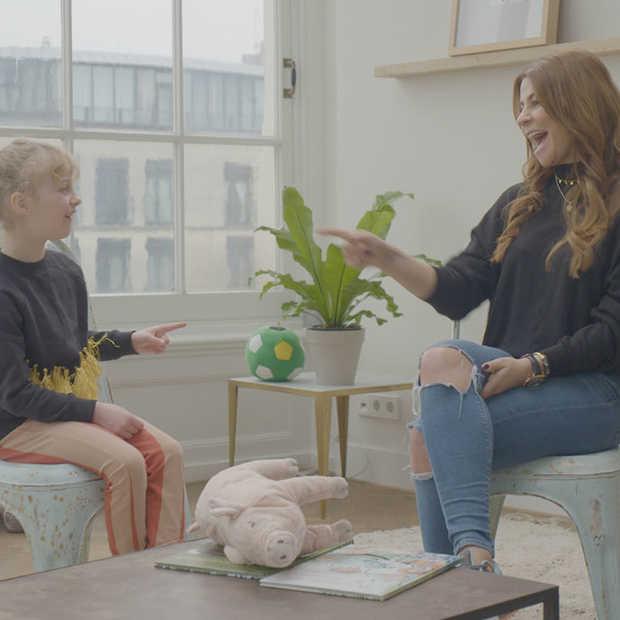 Barbie en Olcay pleiten voor meer vrouwelijke rolmodellen