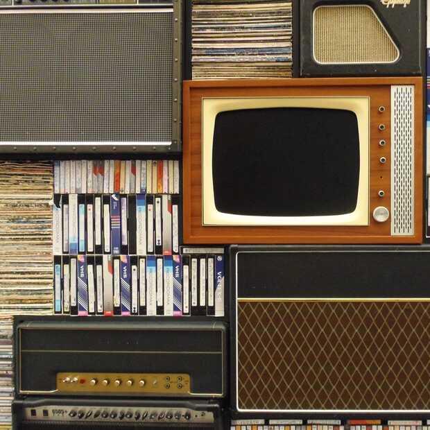 Rust in vrede, analoge televisie