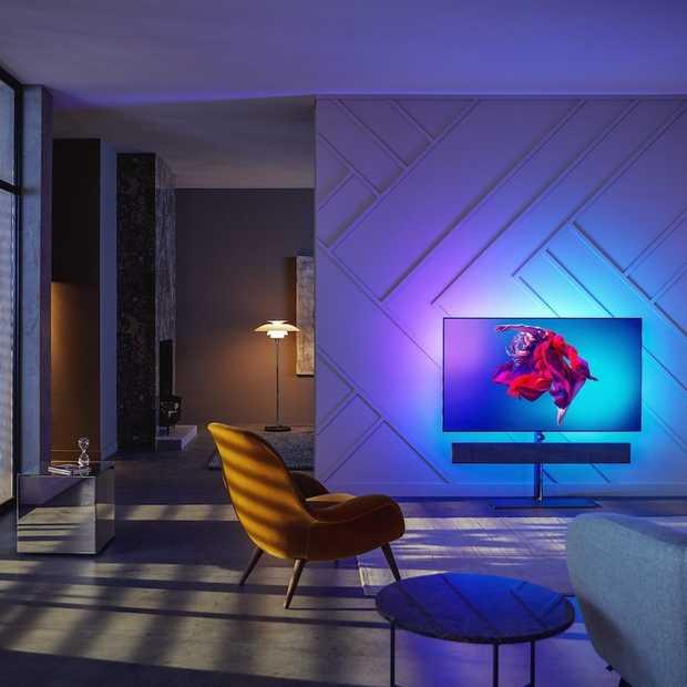 Philips lanceert OLED+ tv's en een draadloze koptelefoon