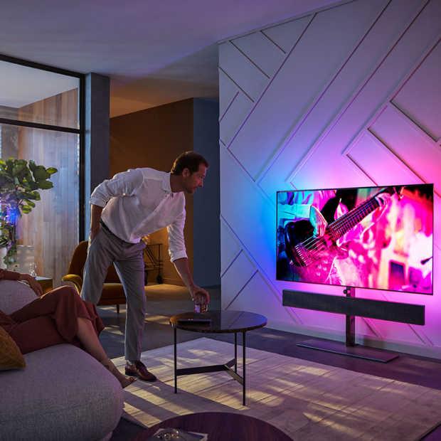 Met deze Philips TV haal je een thuisbioscoop in huis
