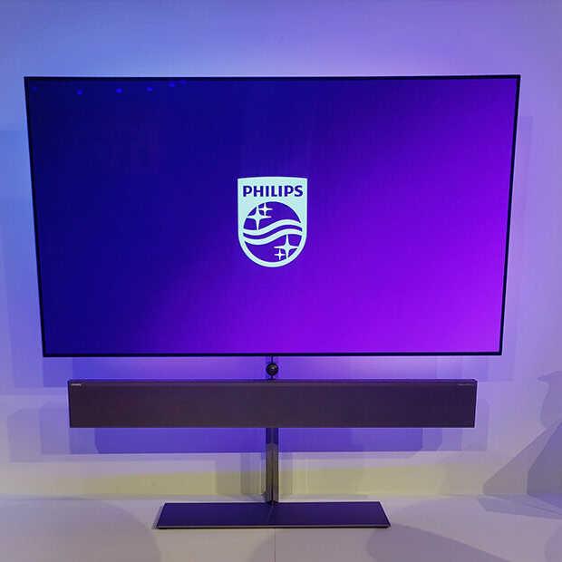 Philips TV komt met nieuwe televisies: OLED+986 en OLED+938