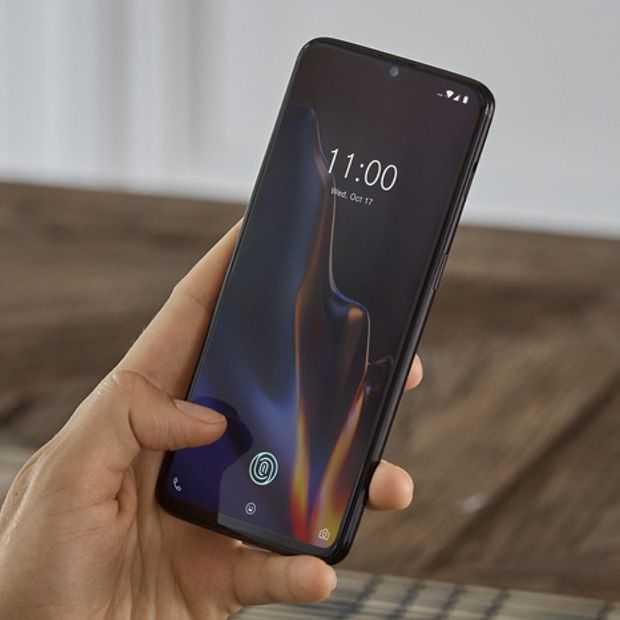 De OnePlus 6T: verfijnd design van de zwaar betaalbare smartphone
