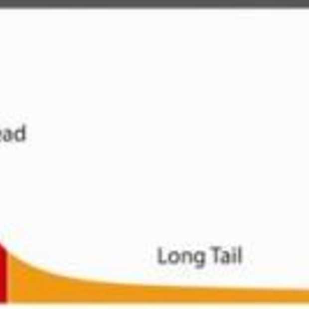 Onjuistheid van the long tail is aangetoond