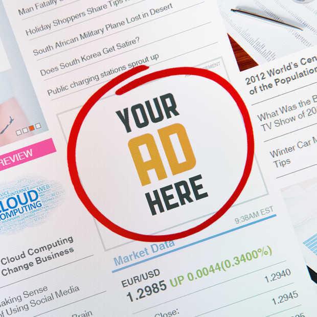 In Nederland is digitale reclame groter dan alle andere reclamevormen samen