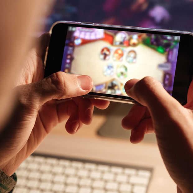 Mobiele gamemarkt goed voor 41 miljard dollar dit jaar