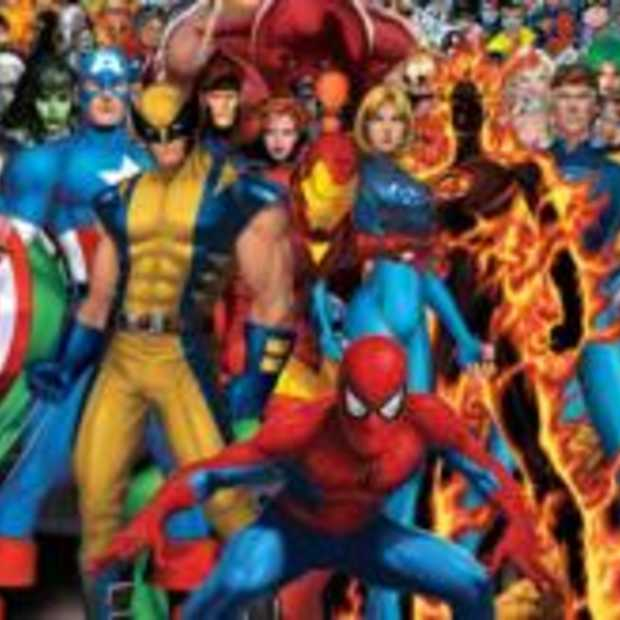 Online games van Marvel