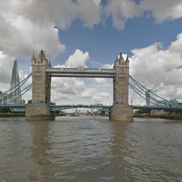 Ook de Theems beschikbaar via Google Street View