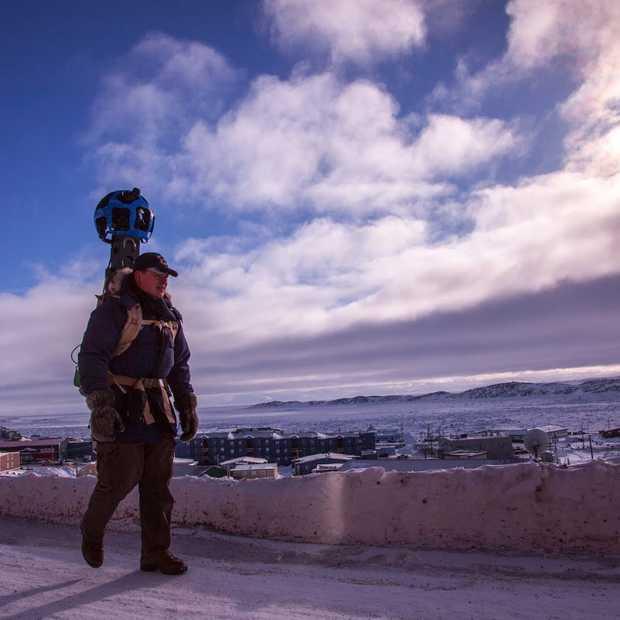 Ook nieuwe beelden Street View in Canada