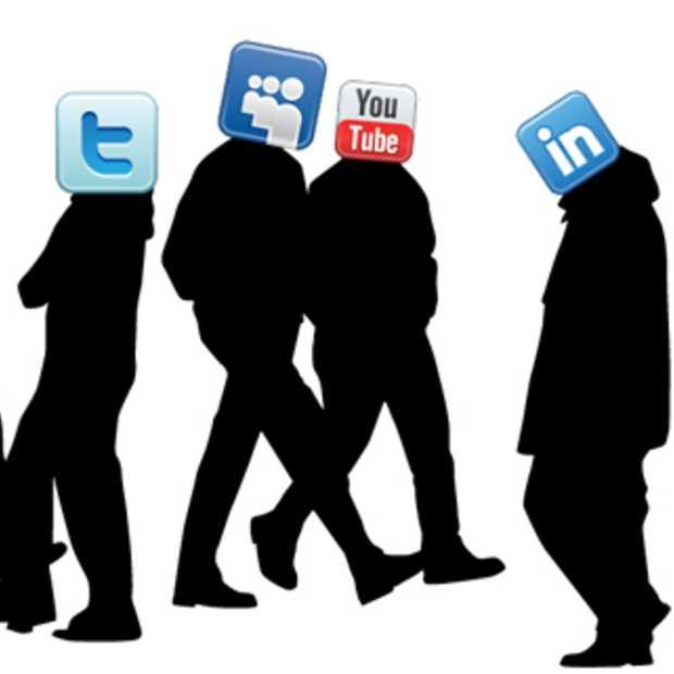 Ook op de werkvloer hebben Millenials online vrienden