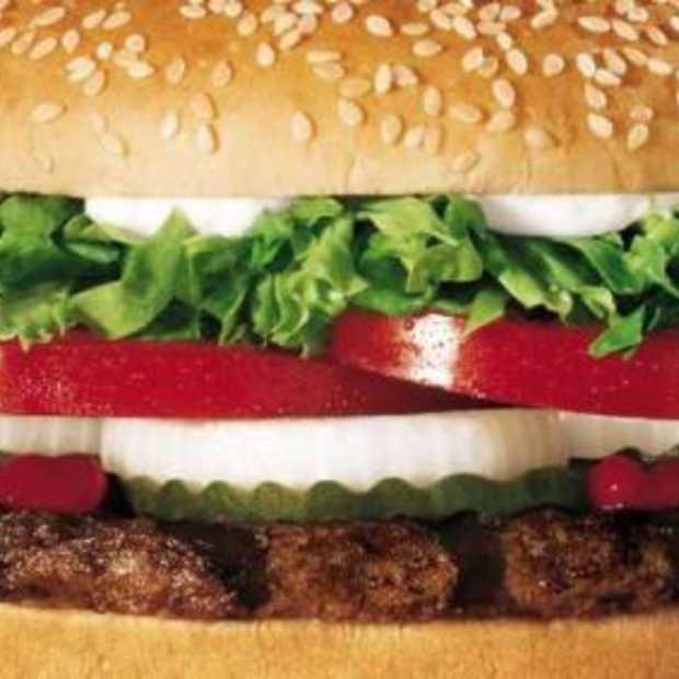 Op zoek naar de hamburger maagd...