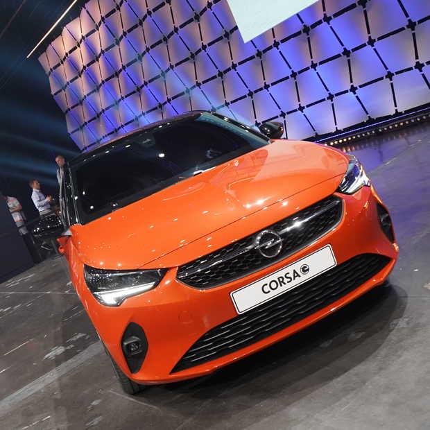 Opel Corsa-e het begin van een nieuw tijdperk