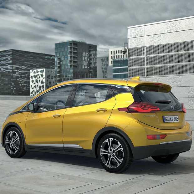 Nieuwe Opel Ampera-e: actieradius van meer dan 400 kilometer