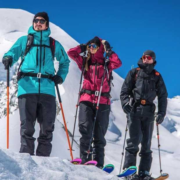 Open Wear verovert Kickstarter met skikleding van gerecycled plastic