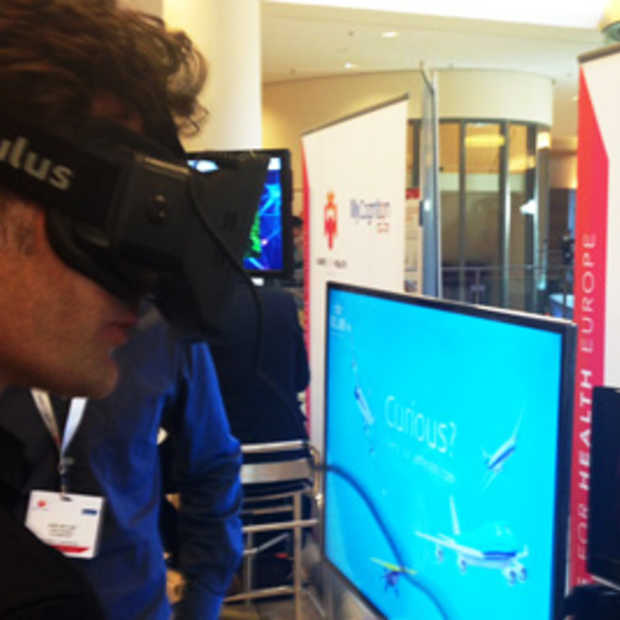 Opereren met Google Glass: Games for Health Europe