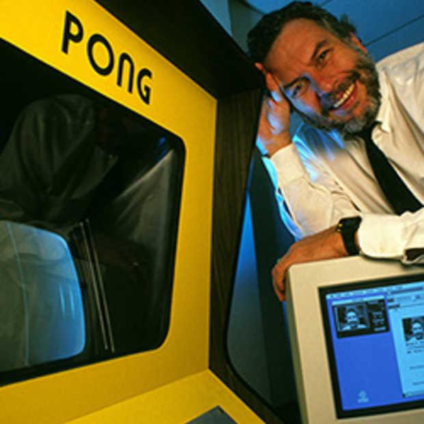 Oprichter Atari: Pong succes dankzij vrouwen