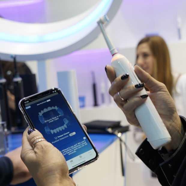 Innovatie in de badkamer: een tandenborstel met Artificial Intelligence