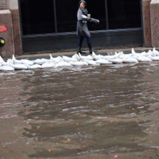 Orkaan Sandy legt datacentra en websites plat
