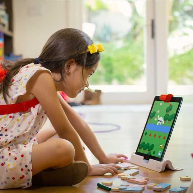 Osmo Coding leert kinderen fysiek en leuk programmeren