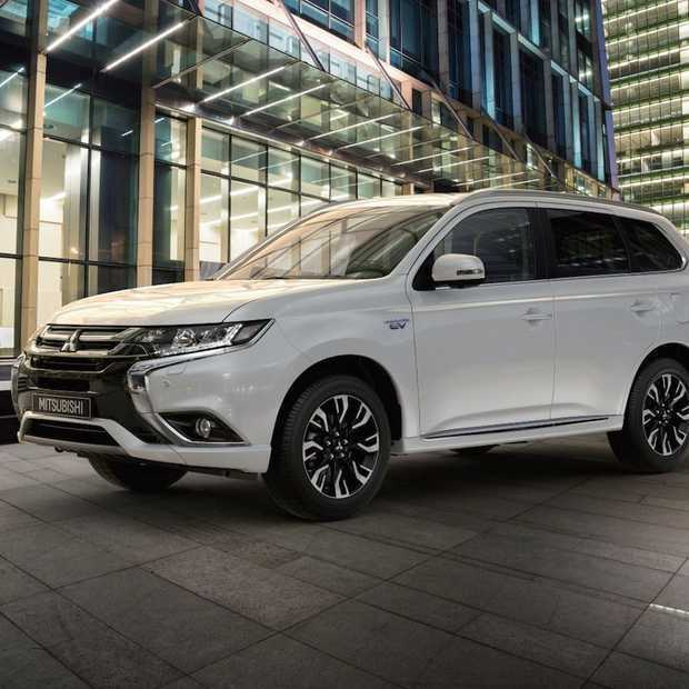 Het succes van de 2e generatie Mitsubishi Outlander PHEV