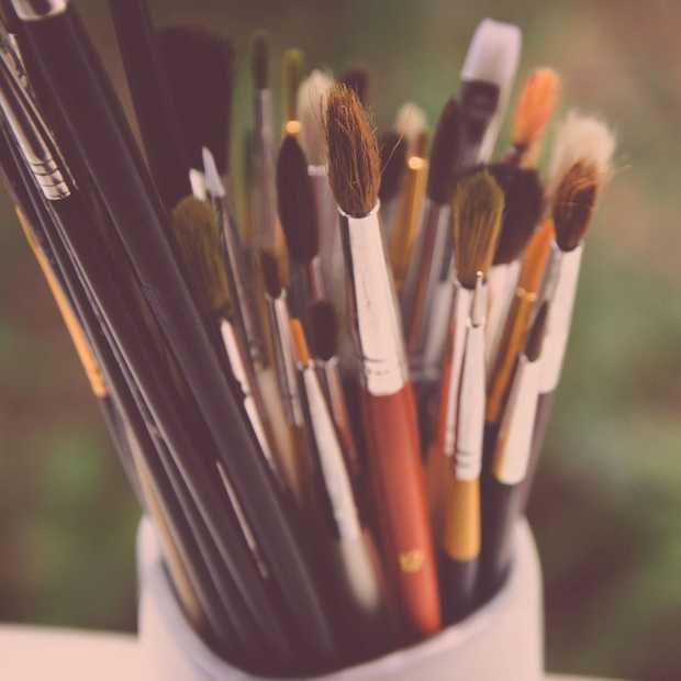 Met een tweet of like betalen voor kunst