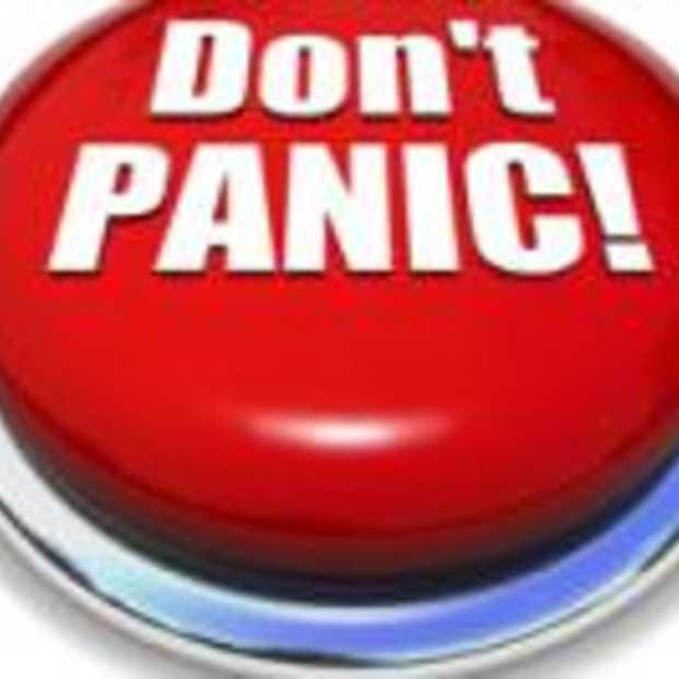 Panic button op sociale netwerksites
