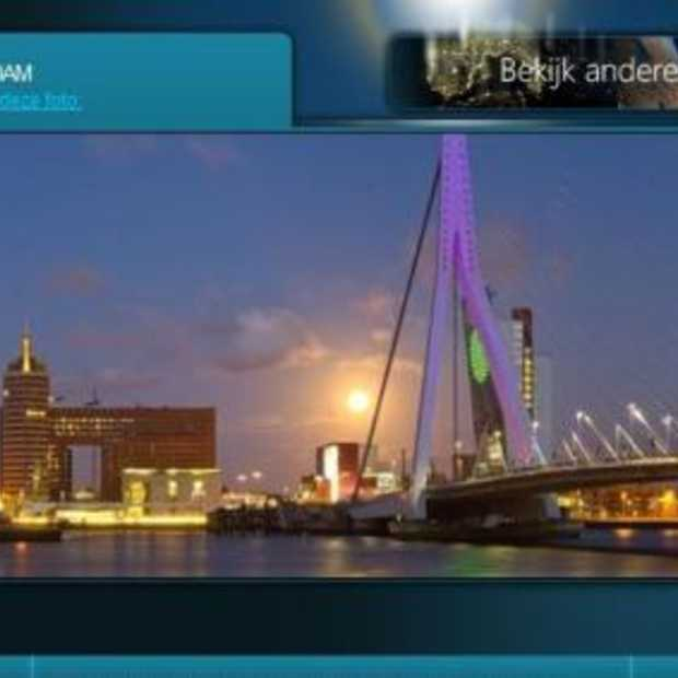 Panoramafoto's maken met Windows Live Photo Gallery