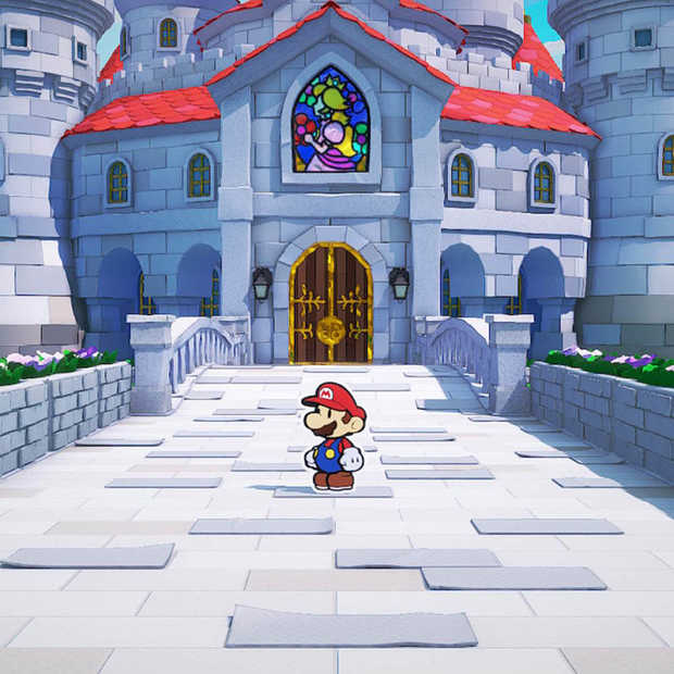 'Geen nieuwe Mario-personages' was bevel aan Paper Mario-studio