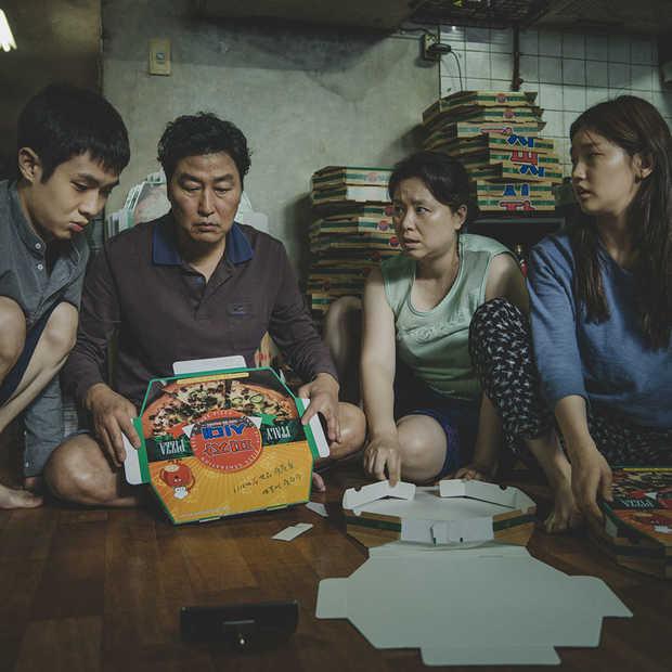 Zuid-Koreaanse film Parasite grote winnaar bij de Oscars