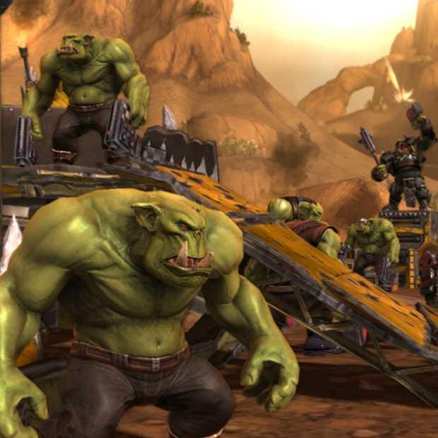 Pas op World of Warcraft: hier komt Dark Millennium Online