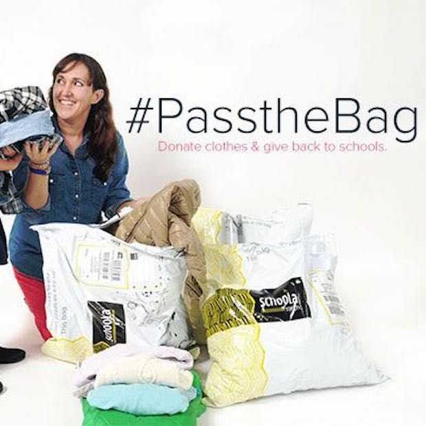 Wordt #passthebag de nieuwe hype op Facebook?