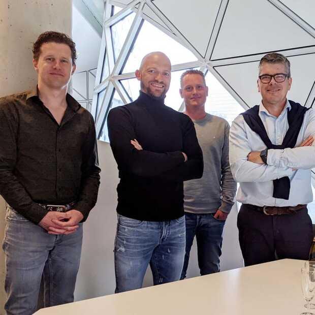 PauwR en Flashpoint uit Tilburg kiezen voor Happy Horizon groep