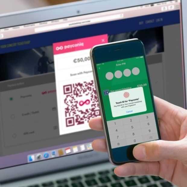 Payconiq alvast te proberen door ING- en Rabobank-klanten