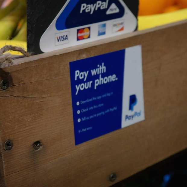 PayPal is geen Apple Pay partner door deal met Samsung